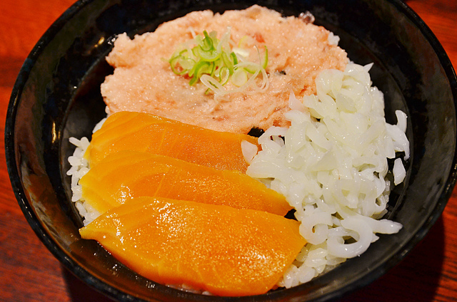 上野若狹家, 上野美食推薦, 上野海鮮丼推薦,  上野便宜美食, 若狹家海鮮丼