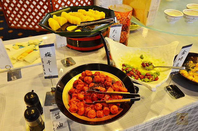 強羅綠色廣場飯店, 箱根溫泉住宿推薦,箱根溫泉飯店推薦, 強羅綠色廣場飯店早餐