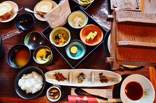 食彩や五衛門, 由布院美食推薦, 由布院午餐推薦, 由布院餐廳推薦