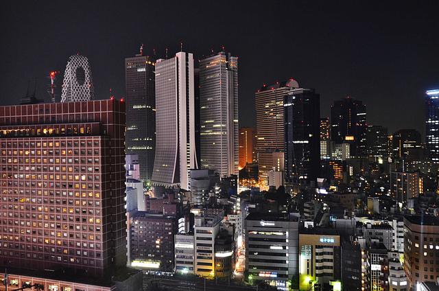 APA飯店新宿歌舞伎町大樓, 新宿住宿推薦, 東京自由行, 新宿飯店推薦