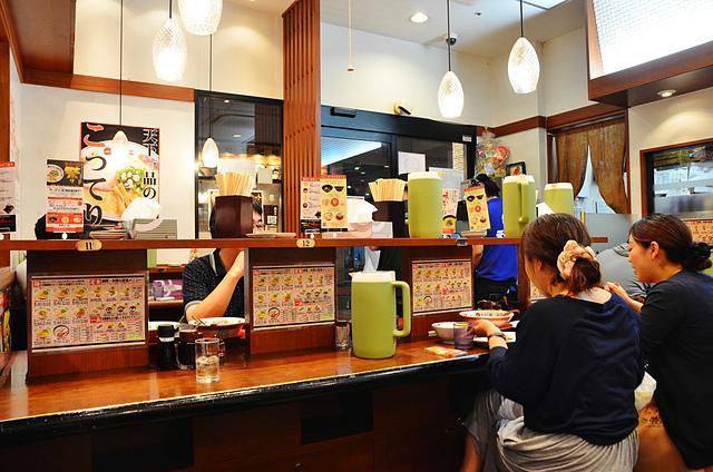 天下一品拉麵, 天王寺美食推薦, 大阪便宜拉麵, 大阪雞湯拉麵, 京都拉麵推薦