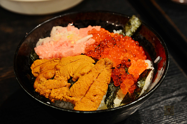 若狹家, 京都美食, 京都海鮮丼, 京都必吃