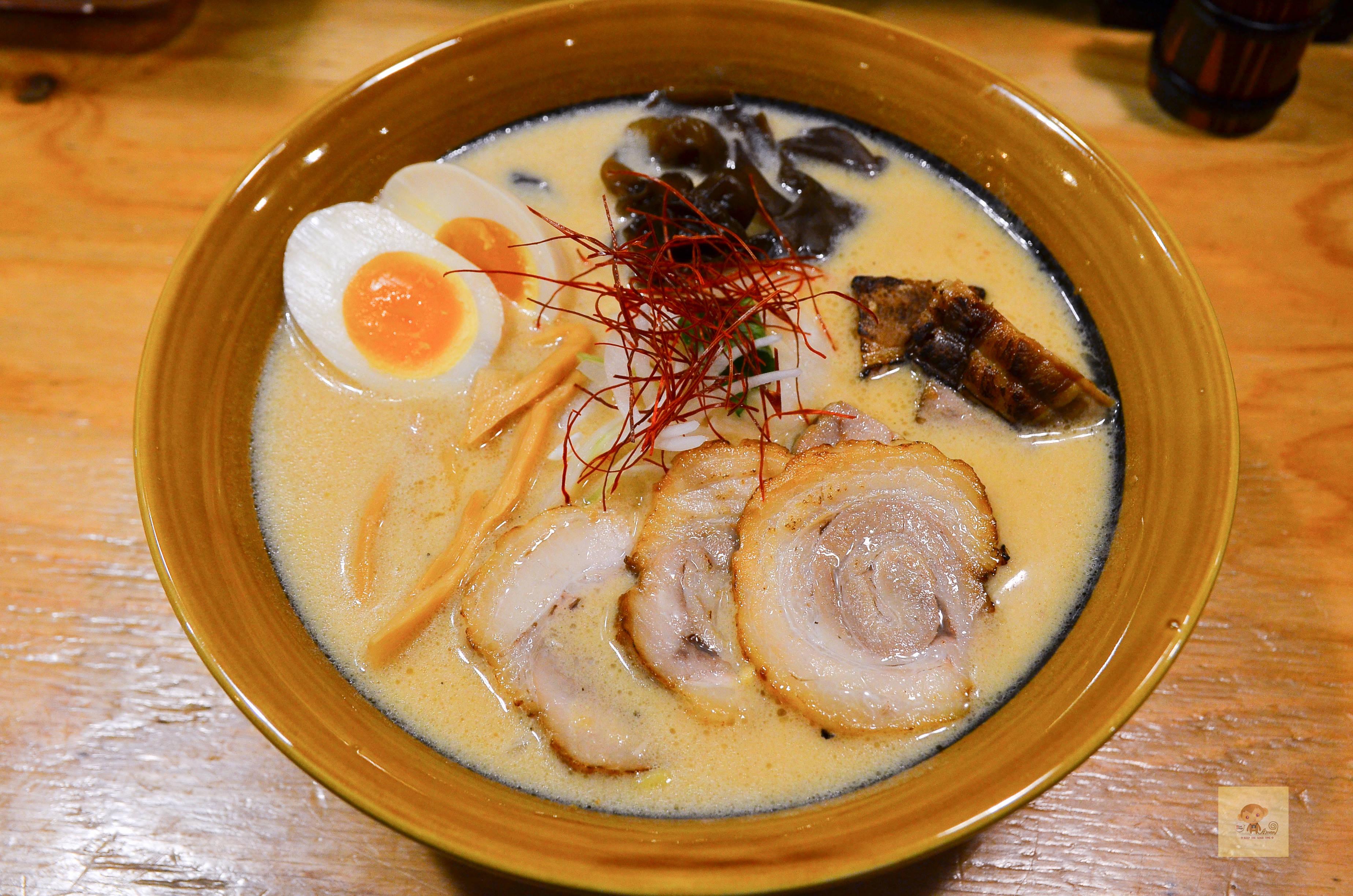 札幌炎神拉麵